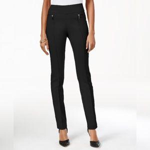 Style & Co Black Pull-On Skinny Pants